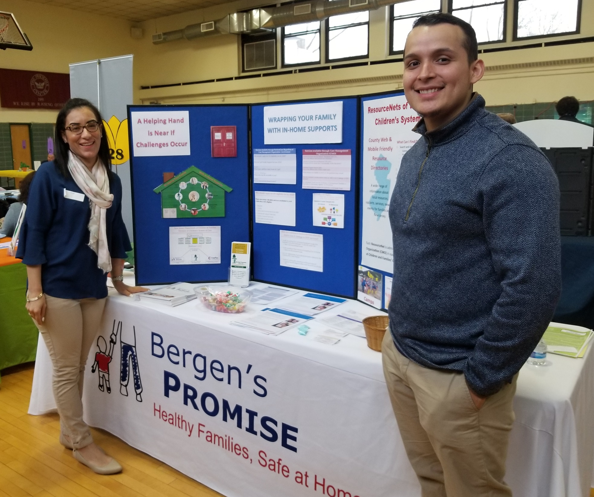 Featured Image for Bergen's Promise Exhibits at Phoenix Center Transition Fair