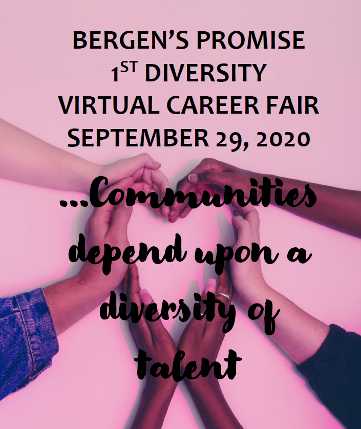Featured Image for 1st Diversity Virtual Career Fair - September 29th 2020