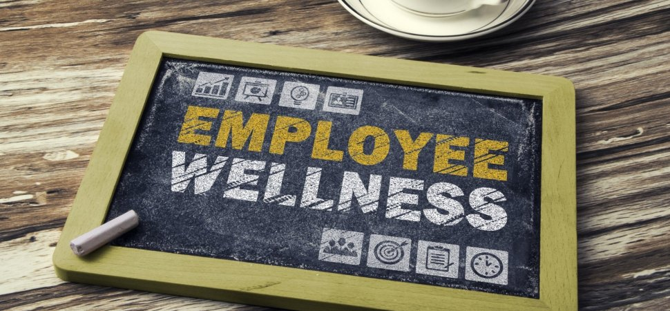 Featured Image for Wellness at Work
