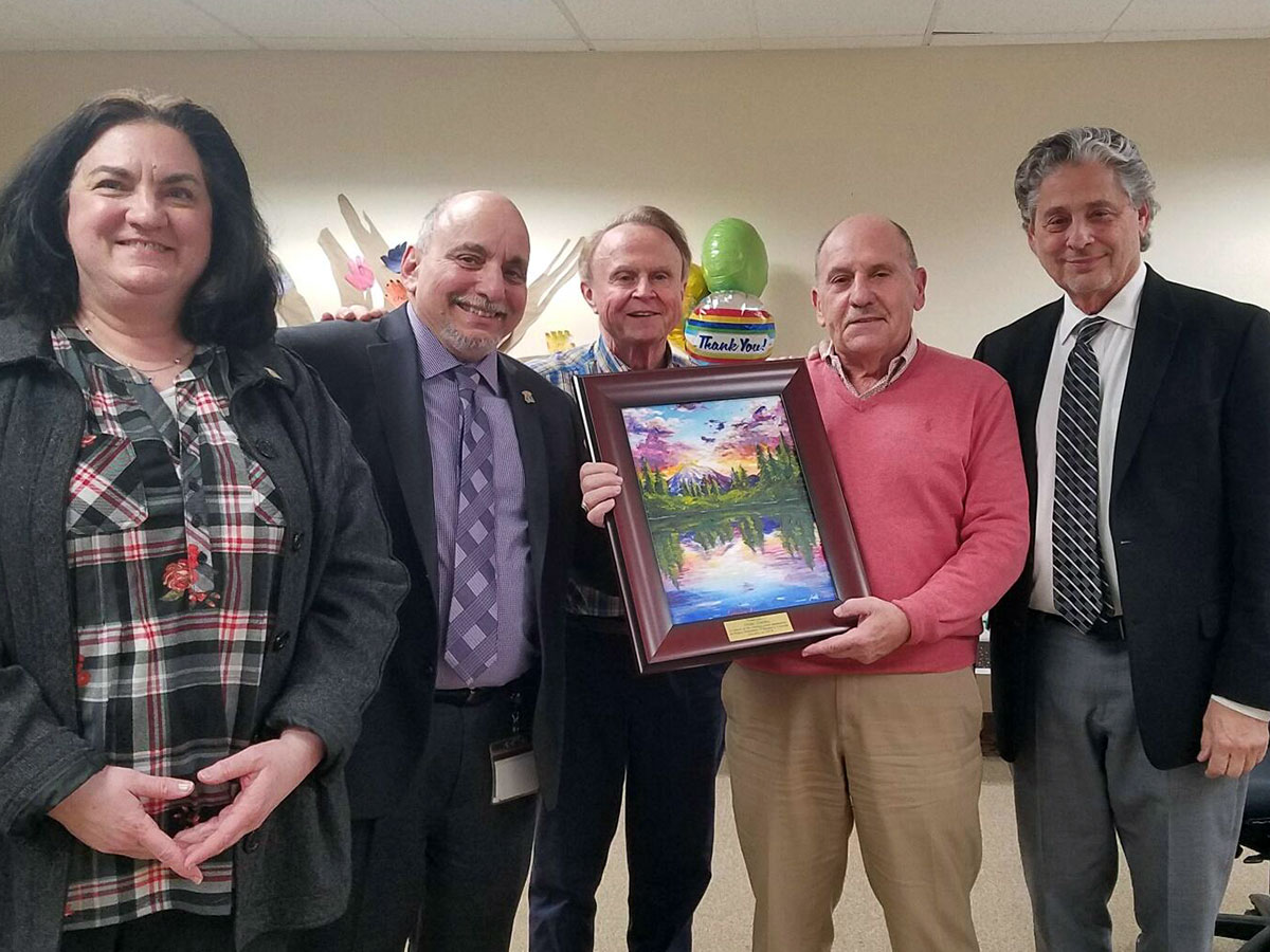 Featured Image for Thanks Peter! Board of Directors' President Retires